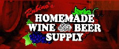 Rubino's Homemade Wine & Beer Supply