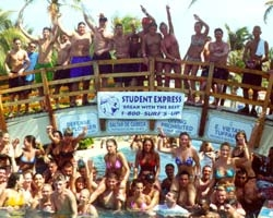 STUDENT EXPRESS - SPRING BREAK